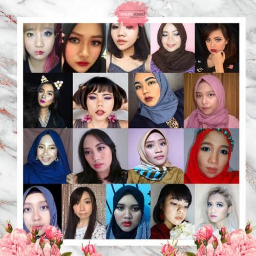 Beautisquad December Collaboration – Makeup adalah Hak Kami