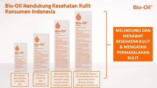 ukuran bio oil Kebiasaan Sehat untuk Kulit Sehat Bersama Bio-Oil & C Channel