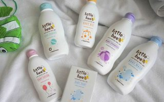 Review Little Bee Refreshing Baby Spa (Plus Cara Pijat Bayi!)
