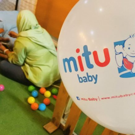 Mitu Community Gathering, Wipes Away My Worries!