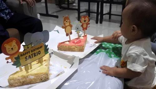 Review NY Style Premium Banana Cheesecake ala Bika Bogor