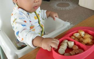 Review Produk ClevaMama dan Nuby untuk Toddler