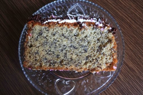 Review Pillsburry Banana Cake Bika Bogor