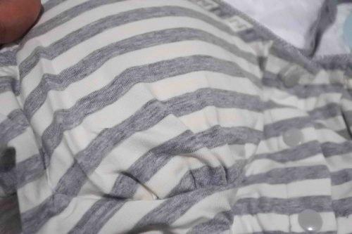 Review Mooimom Seamless Slimming Suit dan Soft Cup Stripe Nursing Bra