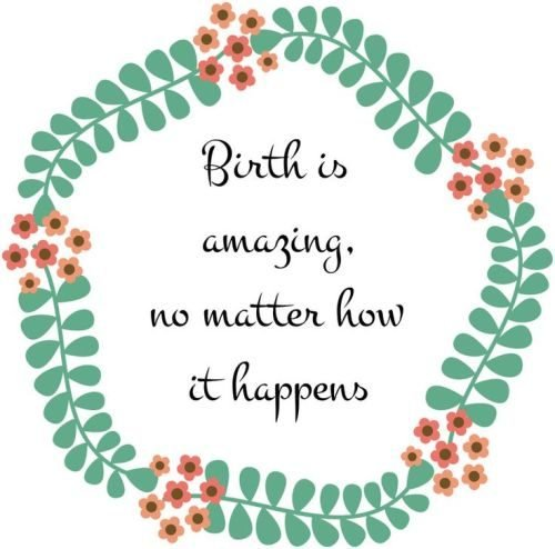 My Pregnancy Story – I'm Giving Birth!!