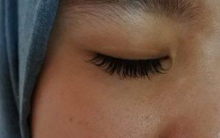 Eyelash Extension di Gorjes Salon Alam Sutra