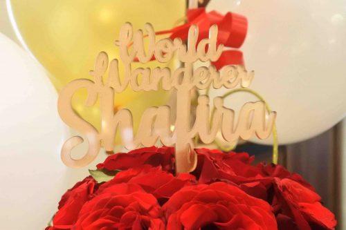 30 Tahun Perjalanan Shafira dengan Shafira World Wanderer