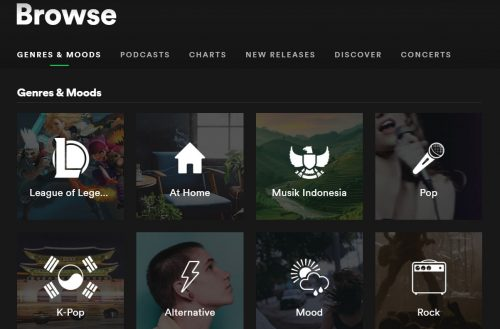 Playlist Spotify yang Wajib Didengarkan