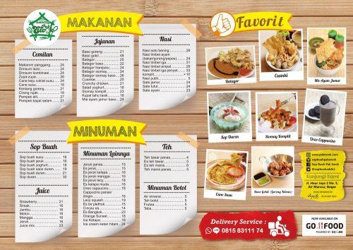 5 Tempat Makan Murah Meriah di Bogor