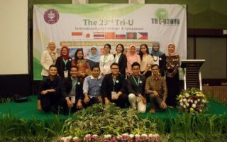 Alumni Events in Tri U International Joint Seminar & Symposium 2016