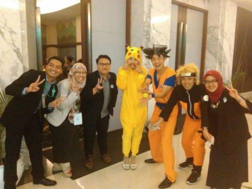 Tri U 2016 IPB Indonesia