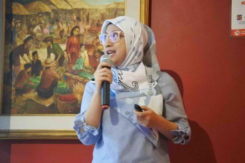 Anak Ibu Millennial Butuh Gizi Maksimal -Annisa Rizkiani