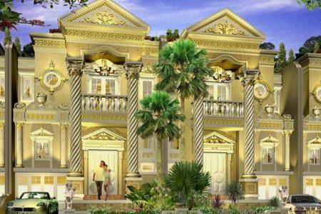 Angel Residence - Perumahan Mewah Bergaya Klasik Eropa di Jakarta Barat