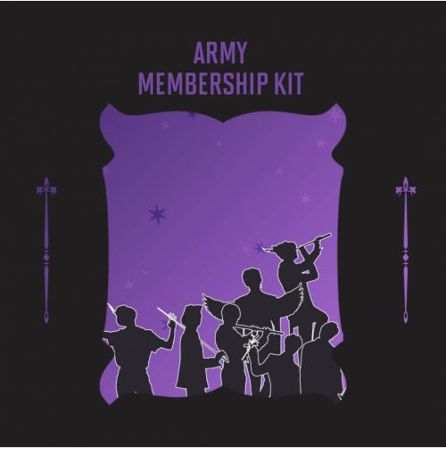 Beli BTS ARMY Membership Kit