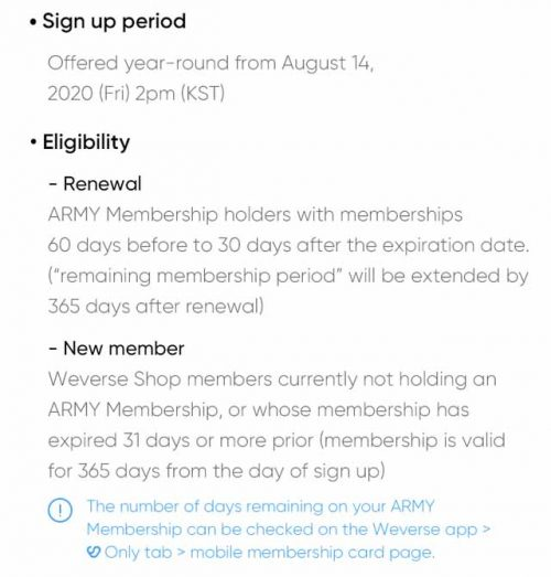 Beli BTS ARMY Membership - Buy or Bye?
