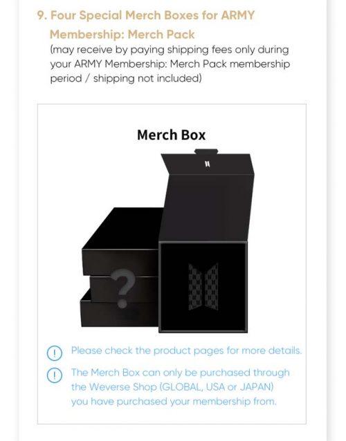 Beli BTS ARMY Membership Merch Pack