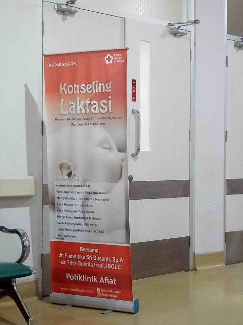 Klinik Laktasi PMI Bogor