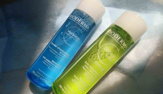 Boost Your Glow Bersama Bioderma Hydrabio Essence Lotion & Bioderma Sebium Lotion