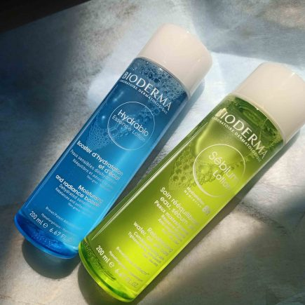 Boost Your Glow Bersama Bioderma Hydrabio Essence Lotion & Bioderma Sebium Lotion
