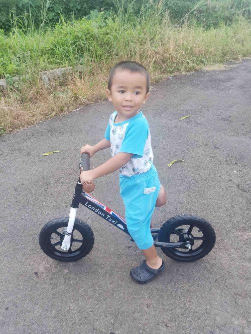 Balance Bike Cara Cepat Belajar Sepeda Roda Dua Untuk Anak