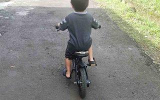 Cara Cepat Belajar Sepeda Roda Dua Untuk Anak