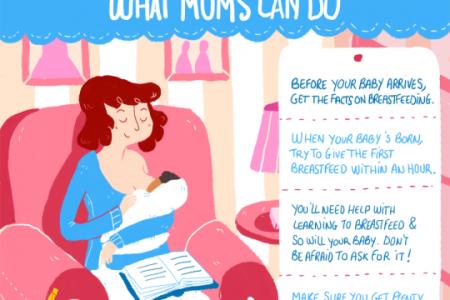 Cara Melancarkan ASI Ibu Baru