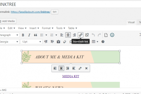 Cara Membuat Linktree di Blog Sendiri