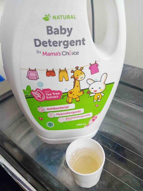 Cara Mencuci Baju Bayi Baru Lahir Bayi Newborn - Mama's Choice Baby Detergent