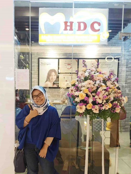 Pengalaman Konsultasi Gigi MHDC Kalibata City