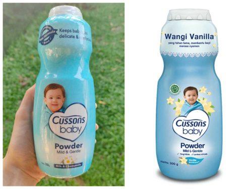 Cussons Baby Powder Baru dengan Inovasi Moodscent™