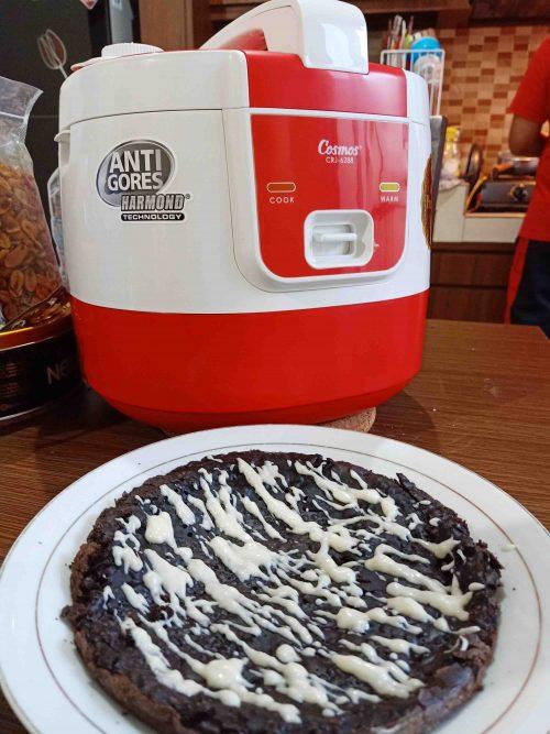 Cara Mudah Membuat Kue dengan Rice Cooker Cosmos
