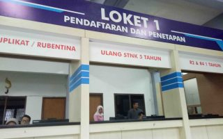 Loket 1Kantor Samsat Bogor - Cara Perpanjangan STNK 5 Tahunan di Bogor