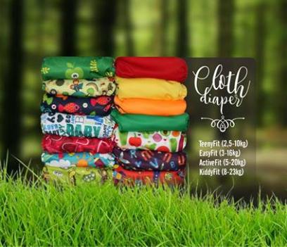 Cloth Diaper (Clodi) 101 for New Moms!