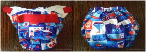 Clodi Little Hippo Cloth Diapers