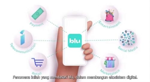 blu memiliki ekosistem digital untuk semua aspek #blubuatbaik
