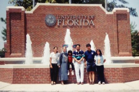 Gainesville, Florida - A Place to Remember!