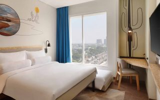 Ibis Style Jakarta Simatupang - Next Family Staycation Destination