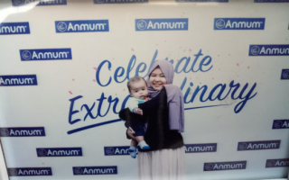 Anmum Celebrate the Extraordinary