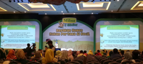 Ilmu MPASI & Tips Anti GTM (Gerakan Tutup Mulut) di Milna 1st Bite Day Jakarta