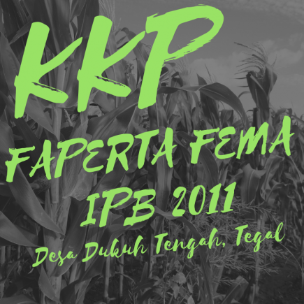 KKP Faperta FEMA IPB 2011