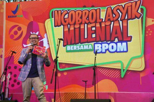 Kemal Mochtar GEN FM Kiat-kiat Makan Sehat untuk Generasi Millennial Badan POM