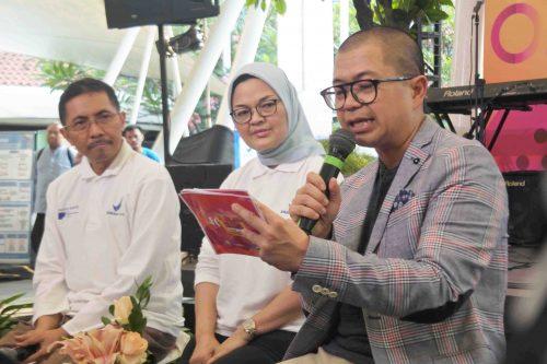 Prof Purwiyatno Ibu Penny Kemal Mochtar Kiat-kiat Makan Sehat untuk Generasi Millennial Badan POM