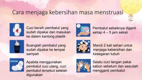 Ladies, Perhatikan Ini Agar Sehat dan Bersih Saat Menstruasi!