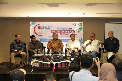 Ventje Rahadjo Soedigno - Yusuf Mansyur - Bambang PS Brodojonegoro - Suprajarto - Moch Hadi Santoso - Taufiq Hidayat - Langkah Mewujudkan Halal Lifestyle di Era Milenial