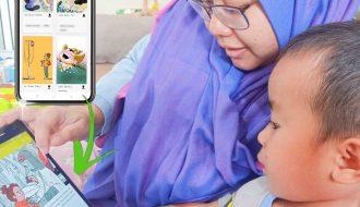 Aplikasi Let's Read! Ayo Membaca Menyenangkan dengan Anak