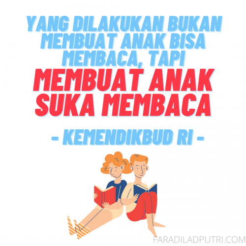 Let's Read! Ayo Membaca Menyenangkan dengan Anak