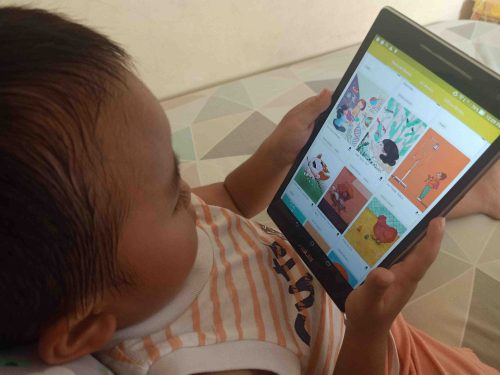 Ayo Membaca Menyenangkan dengan Anak