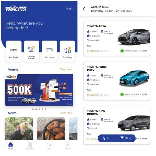 Liburan Aman dan Nyaman dengan TRAC To Go Experience