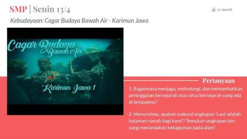 Materi & Jadwal Belajar di Rumah Melalui TVRI (Updated)