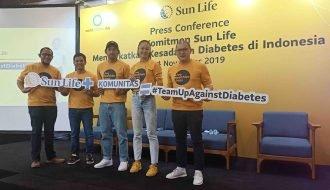 Melawan Penyakit Diabetes dan Pre-diabetes dengan #LiveHealthierLives